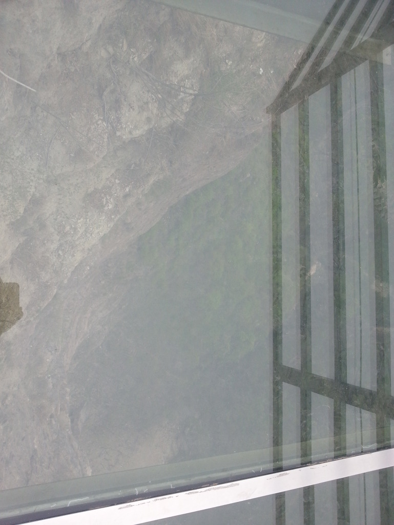 중국 태항산 주마간산기(太行山走馬看山記)Ⅲ-그랜드캐년은물럿거라