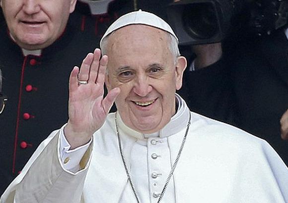 교황의 시복식...