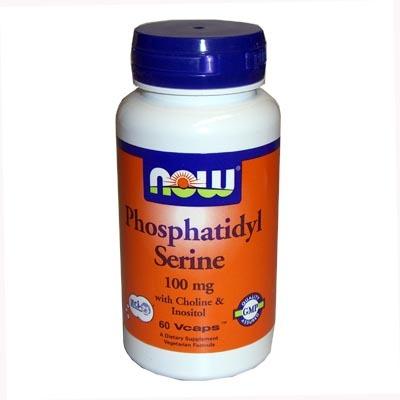 포스파티딜세린 ( Phosphatidyl Serin)