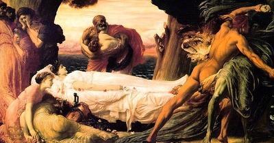 헤라클레스와 12가지 과업...