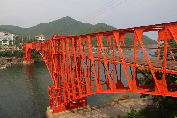 창원 가볼만한 곳- 창원 콰이강의 다리