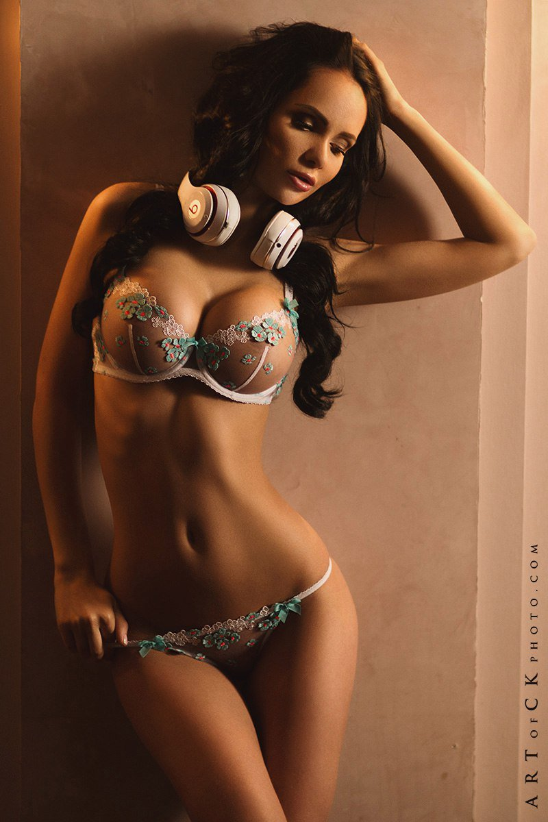 hot glamour